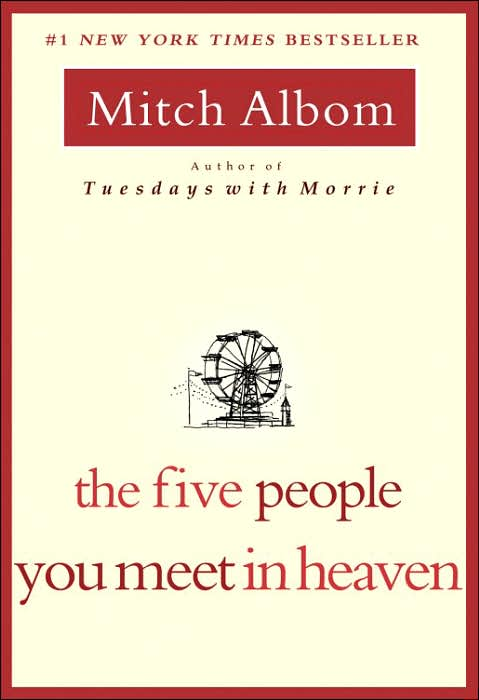 the five people you meet in heaven.