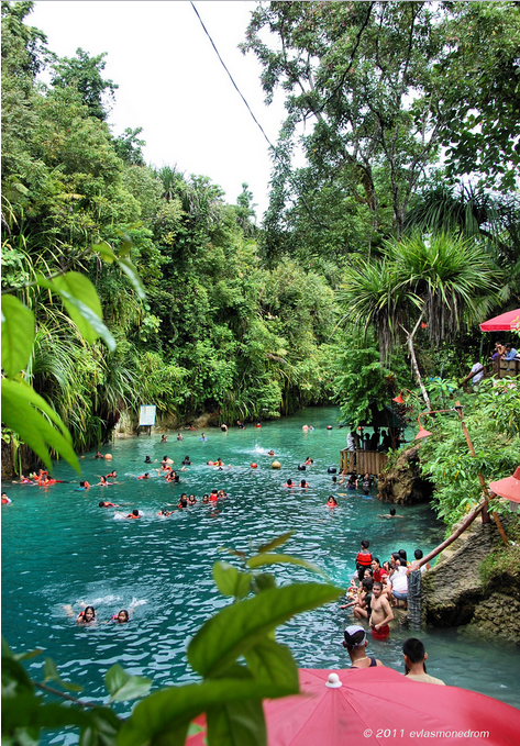enchanted river people