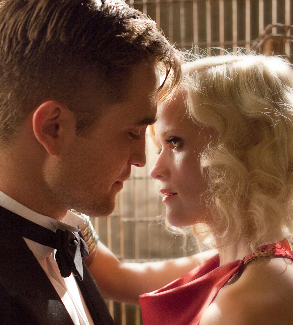 water for elephants movie review magic of ice cream jacob and marlena