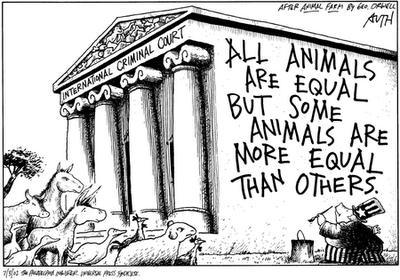 A book report on animal farm